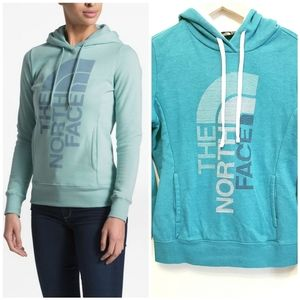 The North Face Trivert Patch Pullover Hoodie Small